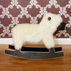 $175 Rocking Sheep.