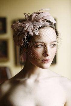 Jennifer Behr Bridal Hair Accessory
