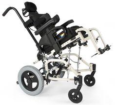 Zippie TS: Zippie's original pediatric tilt-in-space wheelchair