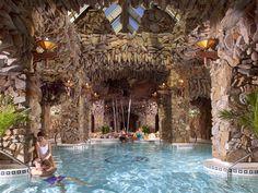 The Spa at Grove Park Inn | Mineral Pools