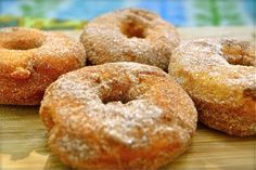 Thoreau's Daughter: Canned Biscuit Campfire Doughnuts