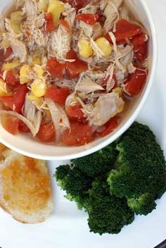 Easy and Delicious recipe for Chicken Posole | 5DollarDinners.com