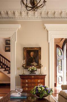 Charleston Living room - SLC Interiors