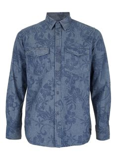 Topman MHI Chambray shirt