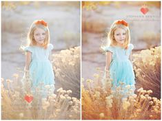 """This Photoshop/Elements Action Set is definitely """"Magical"""". It will bring many looks to your site, each being crisp tones, dreamy finishes and the perfect set for any photography style! Magical Light + Matte Actions Set"""