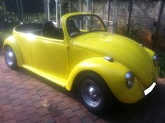 Gumtree: VW Beetle Cabrio 1971