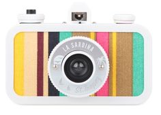 St. Tropez 35mm Lomocams. WANT!