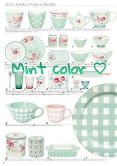 Mint color