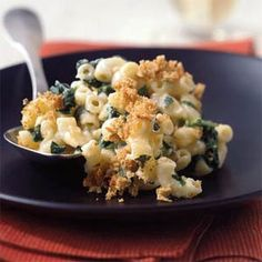 Smoked Gouda Macaroni and Cheese.