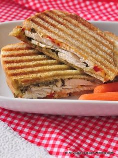 Chicken Paninis