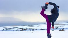 Iceland Yoga Retreat The Travel Yogi | The Travel Yogi