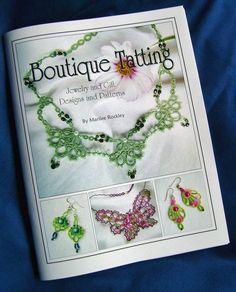 "Tatting book ""Boutique Tatting"""