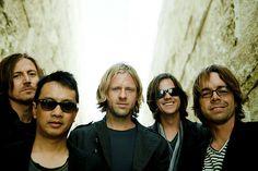 Switchfoot to headline Christian music festival,