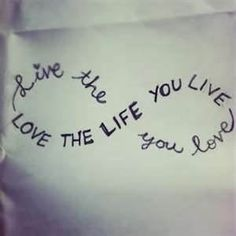 You Live All The Days Of Life Quotes Tattoo Sayings Let Your Beauty awesome