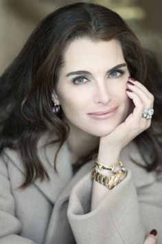Brooke Shields (Back Stage) 2010
