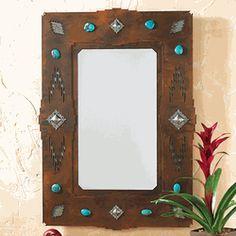 Desert Diamond Mirror