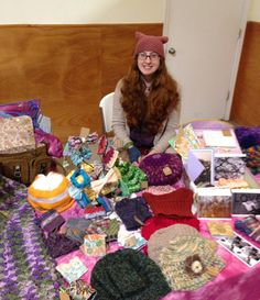Kitty-Ears: Tips for Selling Items at a Crafts Fair