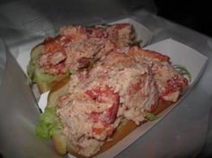 Lobster Roll Tamarack Drive In – Laconia, New Hampshire « Lobster Gal