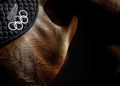 Team New Zealand saddle pad