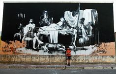 Street Art // Conor Harrington