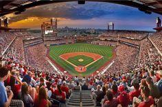 baseball stadiums, citizen bank, parks, sport, field of dreams