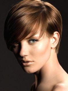 opgeknipte korte kapsels korte kapsels dames | Korte Kapsels 2013
