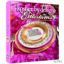 Kosher by Design Entertains, Artscroll