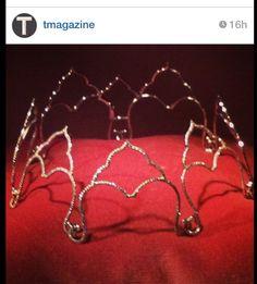 JAR necklace via tmagazine on instagram #jewelsbyjar #jarparis #joelarthurrosenthal #overmydeadrubies