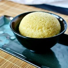 Steamed Vanilla Spongecake is delicious and endlessly adaptable.
