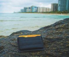 NOSO is a super slim wallet made from up-cycled inner tubes. it's extremely functional fitting more than 20 credit cards and cash. They are handmade here in the USA. Make sure to check out NOSO Slim Wallet on kickstarter.