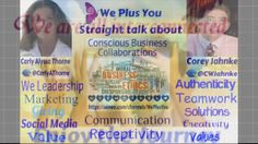 We Plus You explores Body Language and Listening. We Plus You ~ Straight talk about Conscious Business Collaborations  Hosts: Carly Alyssa T...