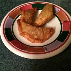 """Cheeseburger Wontons 