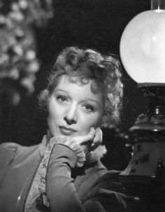 Greer Garson by classic film scans, via Flickr