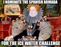 © The Tudor Tutor --- One problem that Spain encountered was the chilly water conditions around Scotland and the north of England. Well-played, Your Majesty.