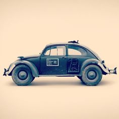 VW beetle off road army spec?