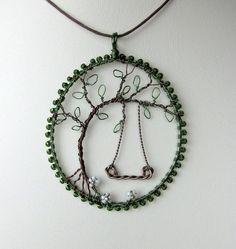 tree pendant variation.  It's so cute!