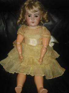 "24"" Antique Armand Marseille Floradora doll by joannacats"
