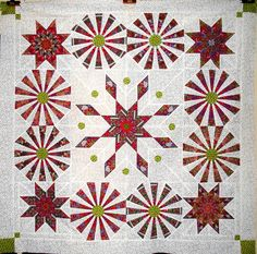 T-Gifts Galore by Linda Rotz Miller Quilts & Quilt Tops, via Flickr