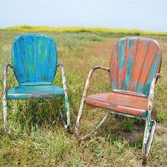 field chairs