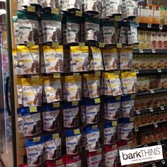 #barkTHINS galore! @wholefoods #snackingchocolate #nongmo #fairtrade #Austin #texas