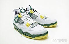 "Air Jordan IV ""Jump Duck"""
