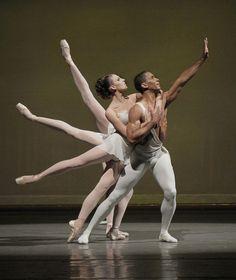 Balanchine. Apollo