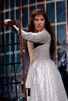 Joyce Didonato as Donna Elvira. Don Giovanni at the Royal Opera.