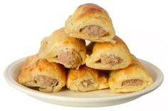 Healthy kid's party  - Natural New Age Mum - Vegetarian sausage rolls