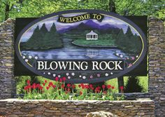 Blowing Rock NC.