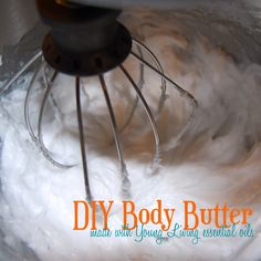 Mama Marcie: DIY Christmas Gifts - Body Butter with Young Living Essential Oils