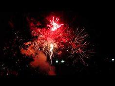 Israel Independence Day 2012 Sede Warburg Fireworks