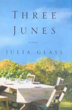 2002 - Three Junes by Julia Glass - Reveals the interconnected lives, loves, and relationships of different generations of the McLeod family over the course of three crucial summers.