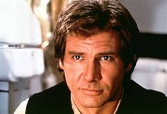 Ok, I'll admit it - I've had a major crush on Han Solo since I first saw Star Wars when I was about 8-years-old.