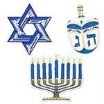 jewish crafts, craft stores, hanukkah cutout